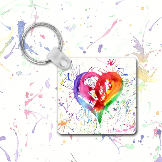 Keyring (Good at Heart)